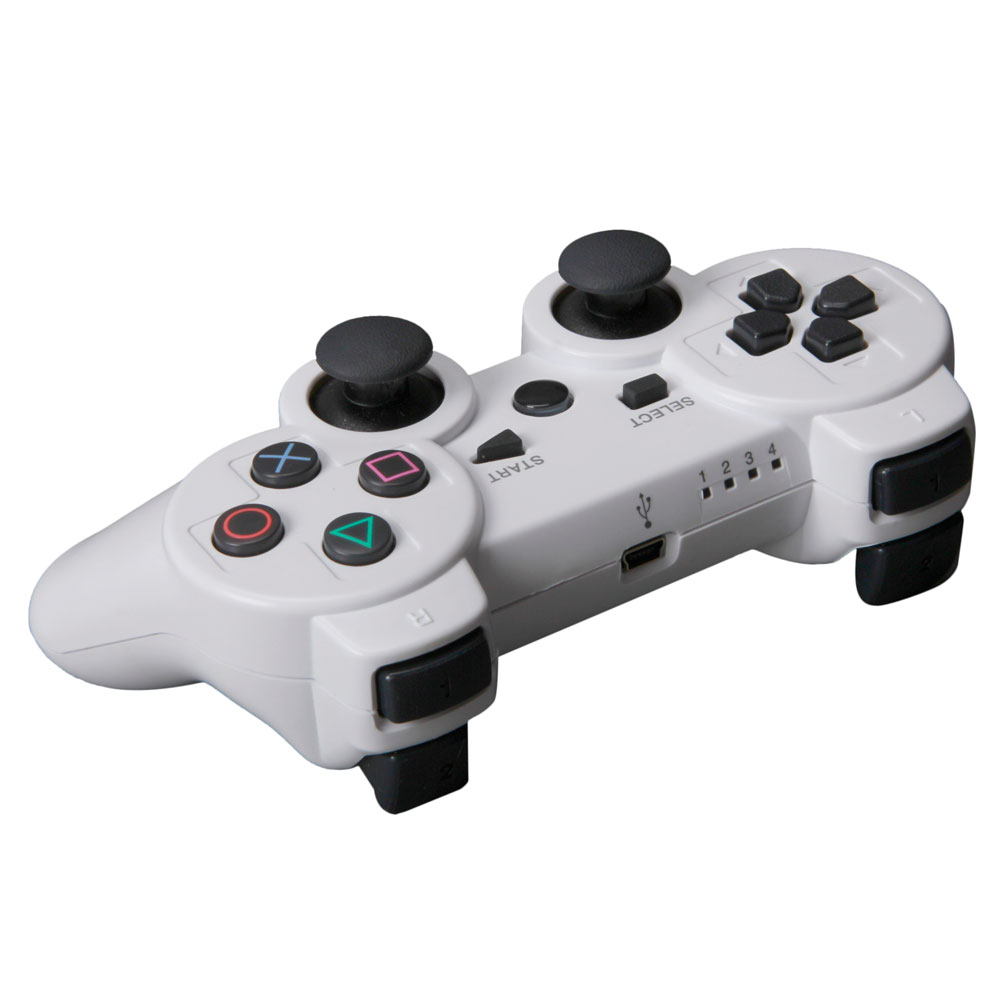 Ps4 White Controller Ice White Ps3 Xbox 360 Ps4